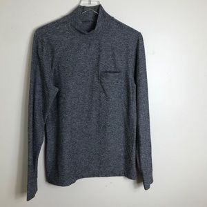 Lululemon Mens Long Sleeve pocket Shirt 2143